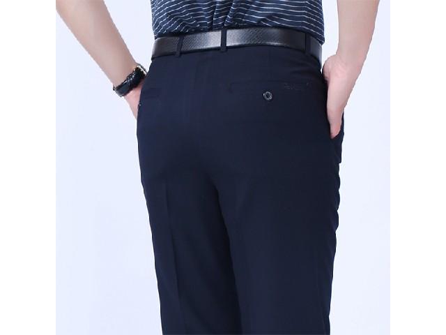 想要买百圆裤业男商务休闲西裤就来百裳源百货、亮丽的男西裤