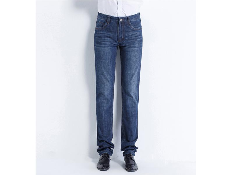 厂家长期供应百圆裤业男商务休闲牛仔裤男牛仔裤