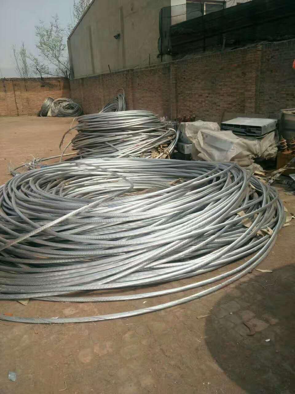 威海荣成专业回收废旧电缆价格回收