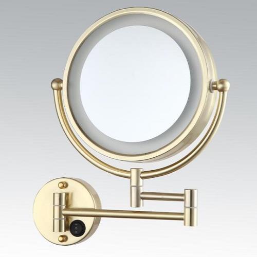 金属化妆镜哪家专业化妆镜哪家专业浴室LED化妆镜费用
