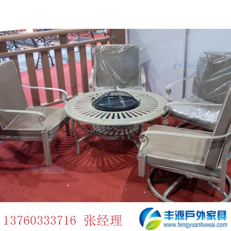 金昌市户外铸铝桌椅定制