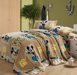 常熟法兰绒毛毯供应 法兰绒毛毯批发价格