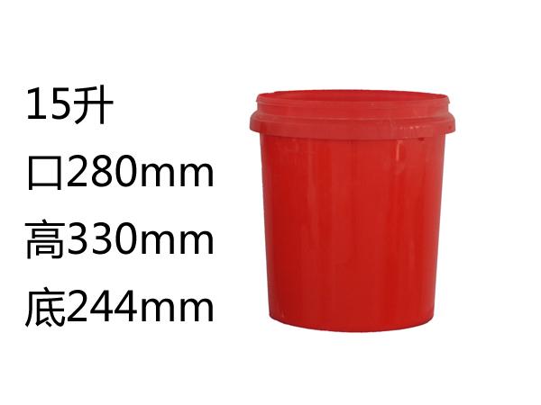 塑料桶厂家供应优质黄油桶