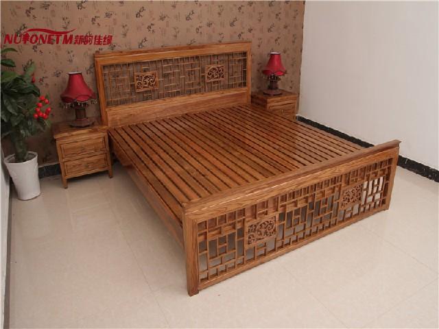 赣州价位合理的双人床供销、双人实木床质量