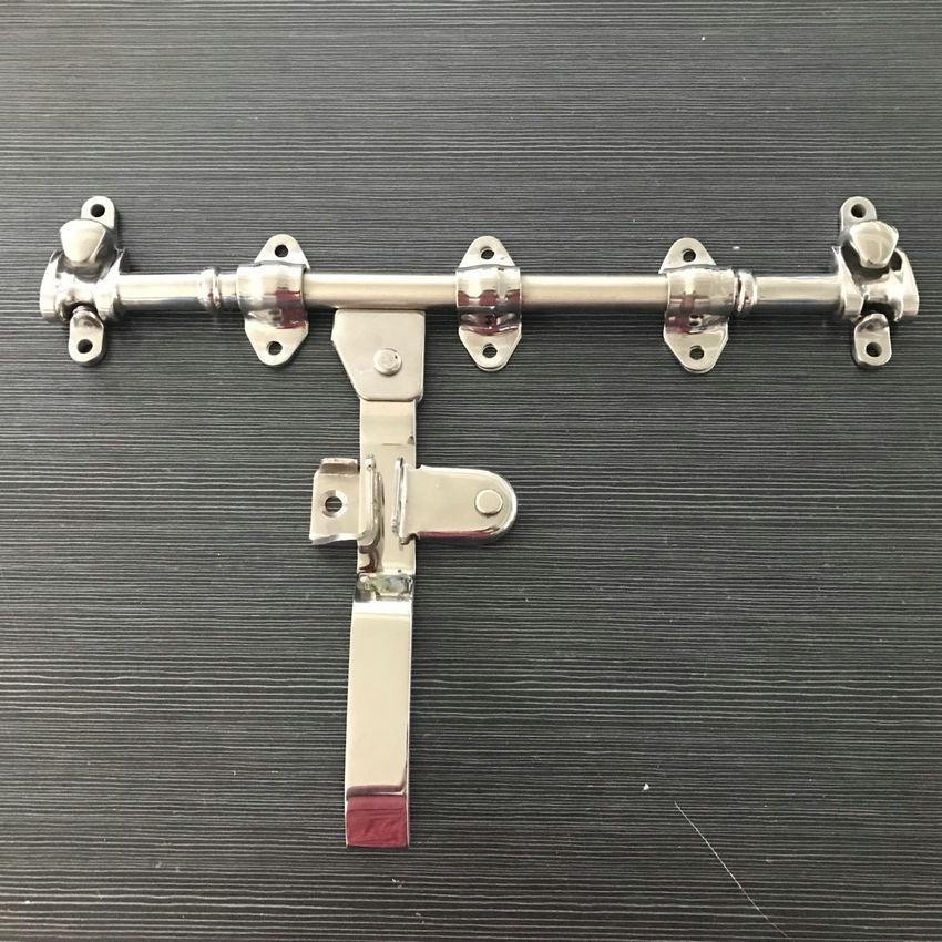 厂家直销不锈钢4分门锁车厢配件