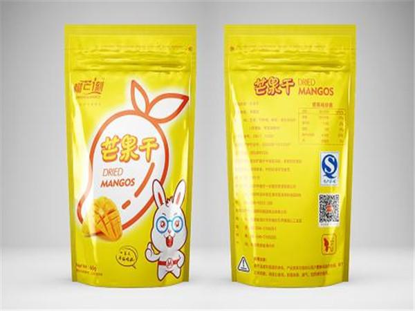 芒果干铝箔袋供应信息 批发价