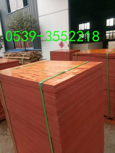 砖机托板竹胶板空心砖托板厂家价格