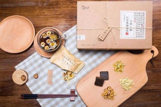红枣黑糖姜茶朗易国际贸易专业供应 红枣黑糖姜茶