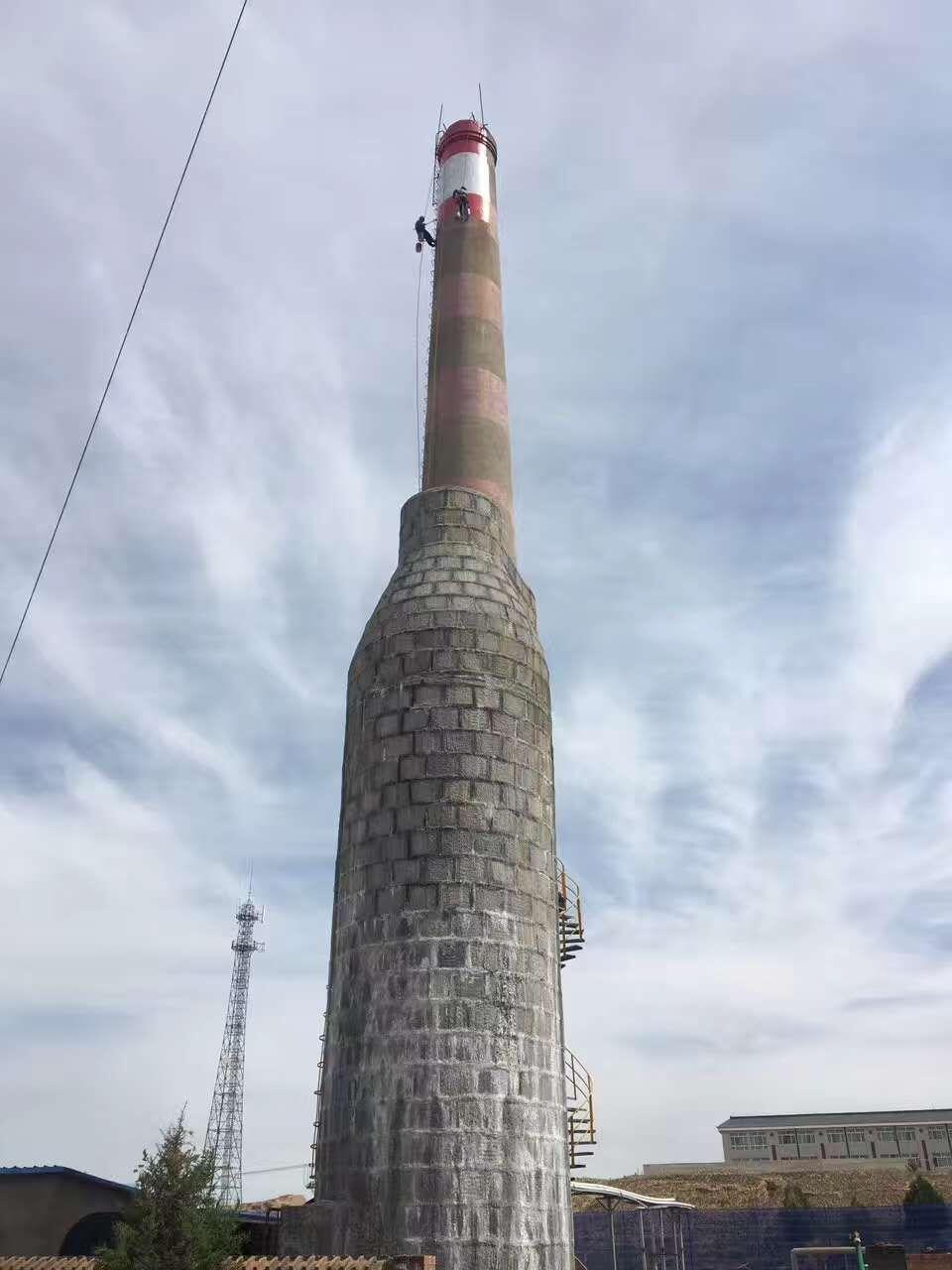镇江市烟筒防腐刷涂料公司全新服务