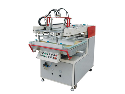 东莞专业的印刷机厂家直销小型气动式平面网印机