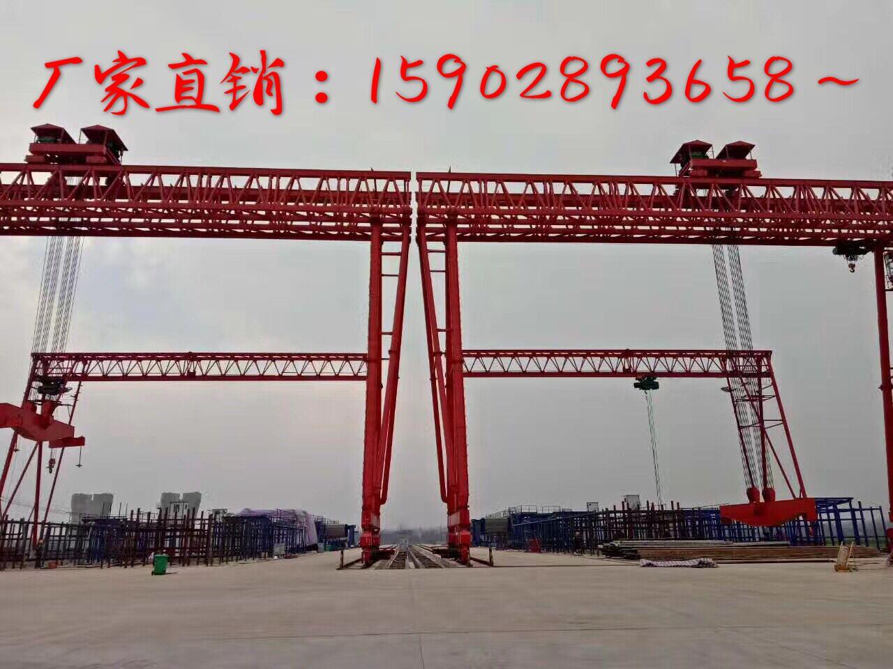 广安市岳池县起重机、龙门吊网购优惠中