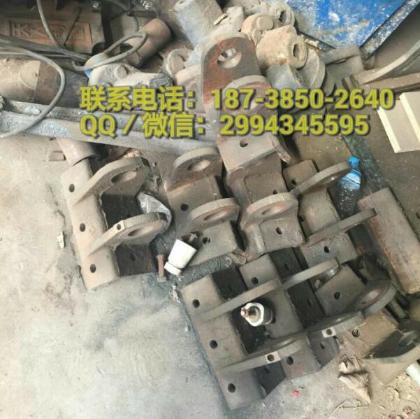 芮城K2给煤机拖轮托辊