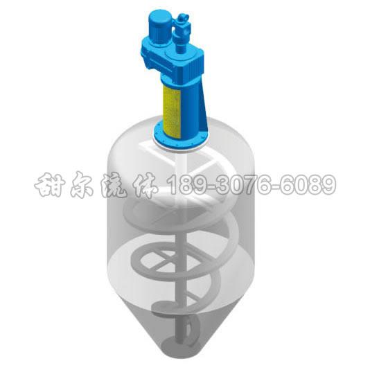 买ZK中空螺带搅拌器来甜尔流体 耐用的ZK中空螺带搅拌器