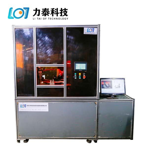 南京非标自动化设备 铰链视觉检测 力泰科技非标自动化定制厂家