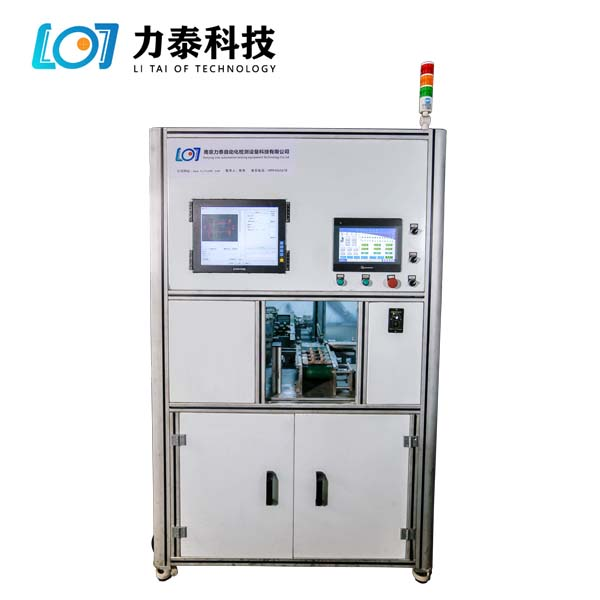 南京非标自动化设备 托架视觉检测 力泰科技非标自动化定制厂家