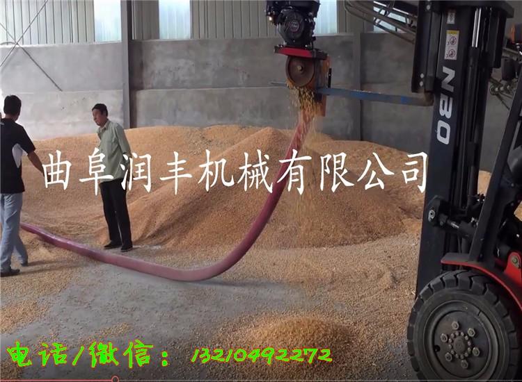 乳山电动软管吸粮机厂商乳山农用粮食吸粮机