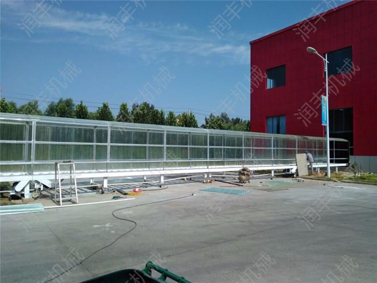洪江专业皮带机输送带生产厂家洪江用途广泛皮带输送机