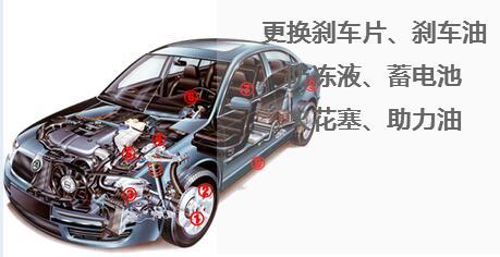 北京高性价比的汽车保养上门服务and实惠的汽车保养上门服务