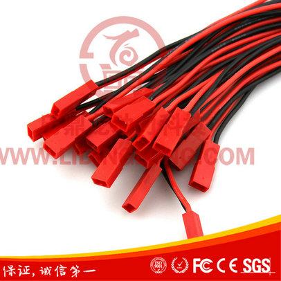 厂家直销遥控模型电池转接线 JST/SYP/SYR接收机并