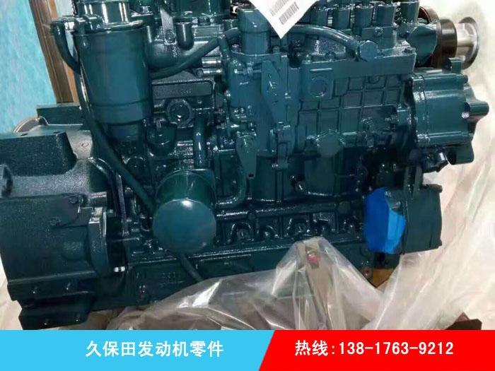广东山猫S205滑移装载机配件-山猫发动机总成配件工厂批发