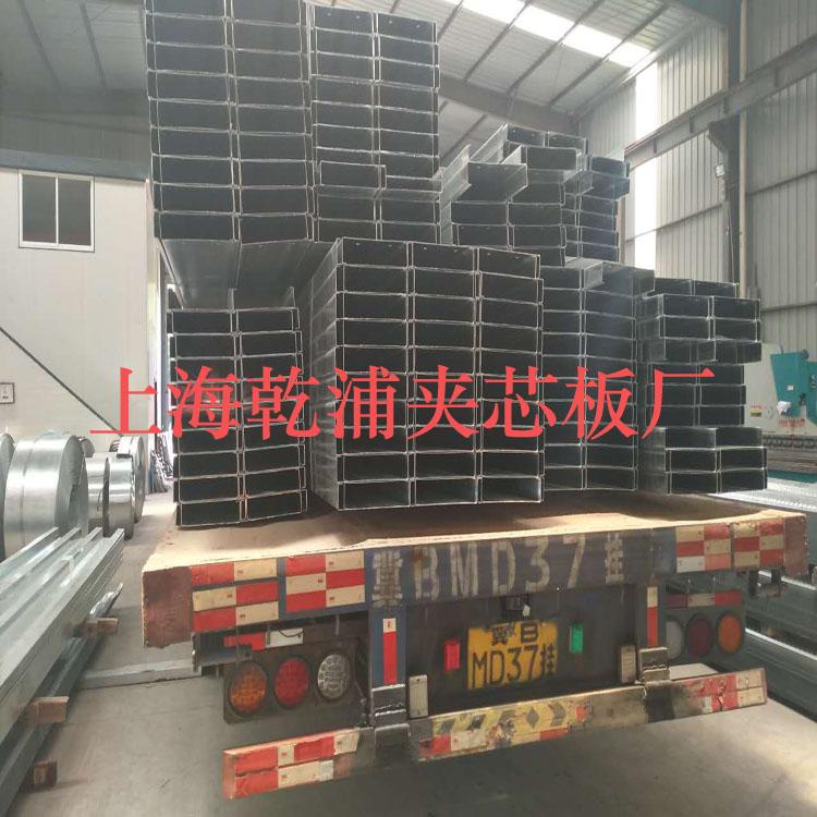 平湖0.8MM厚度彩钢板