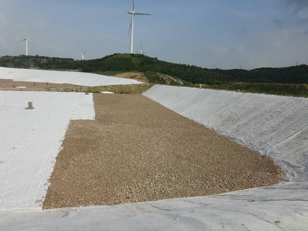 怒江HDPE防渗膜项目范围
