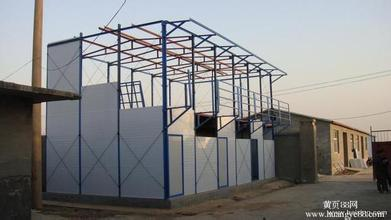 北京专业搭建彩钢房/彩钢房安装