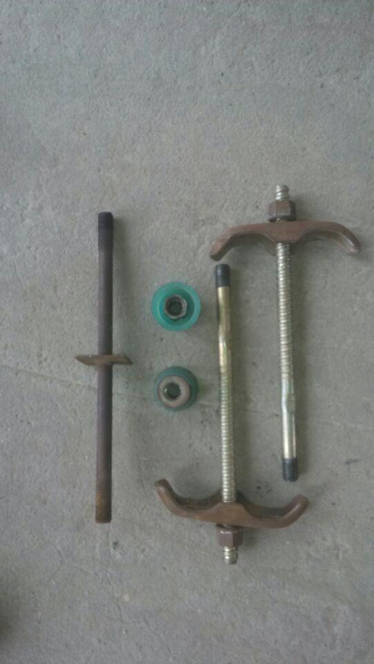 止水螺杆产品作用