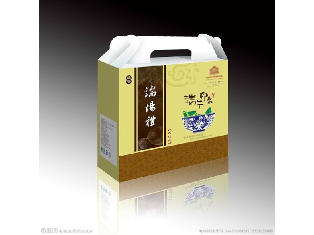 兰州纸箱厂、兰州鑫东南uv礼盒包装彩箱坚固耐用