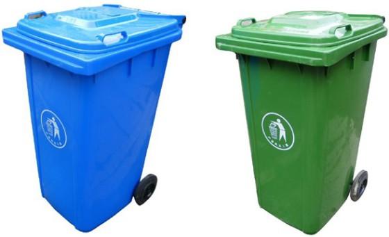 锡林郭勒盟垃圾桶厂家可按需定做