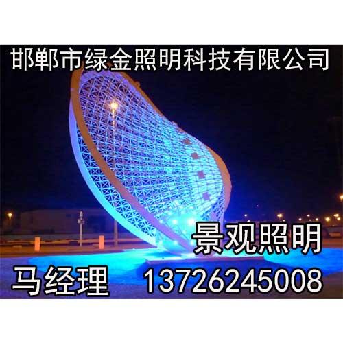 邯郸景观照明、绿金照明、邯郸桥梁照明施工