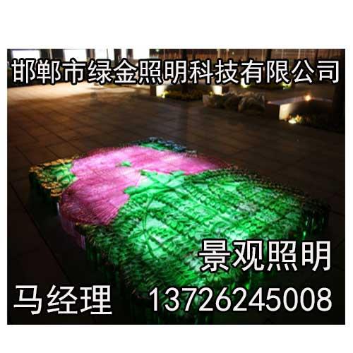 邯郸景观照明、绿金照明、邯郸桥梁照明工程