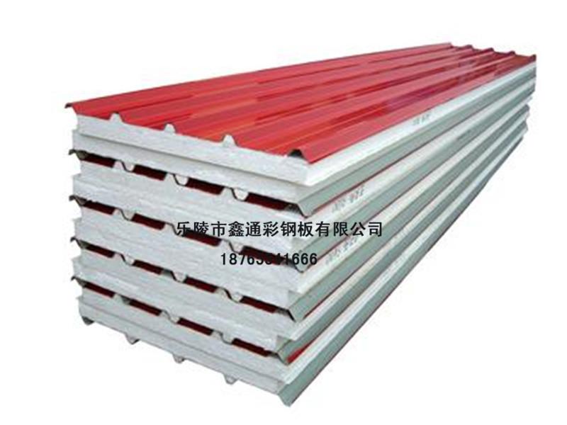 济南便宜的彩钢岩棉复合板服务商、彩钢复合板
