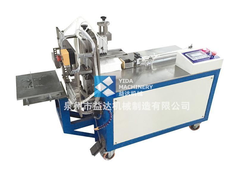 益达机械制造有限公司纸巾包装机械制作商江苏纸巾包装机哪家好
