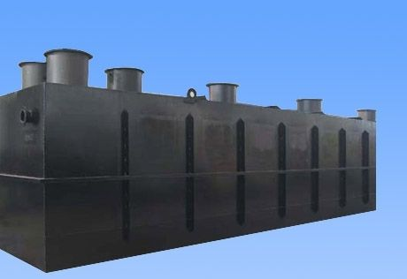阜阳废旧塑料清洗废水处理设备 阜阳一体化污水处理设备
