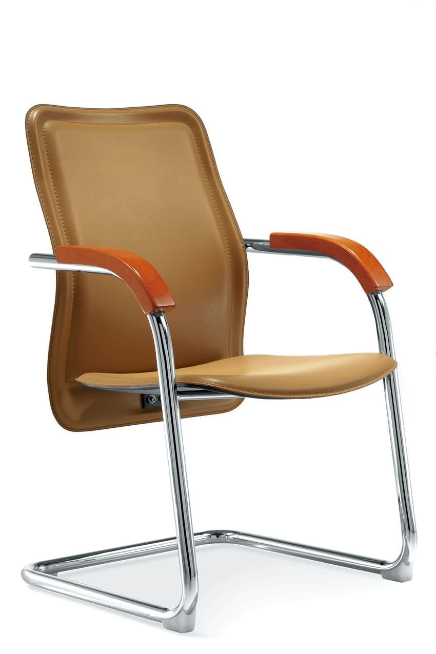 办公家具简约办公椅硬皮会议椅固定椅职员椅简易电脑椅