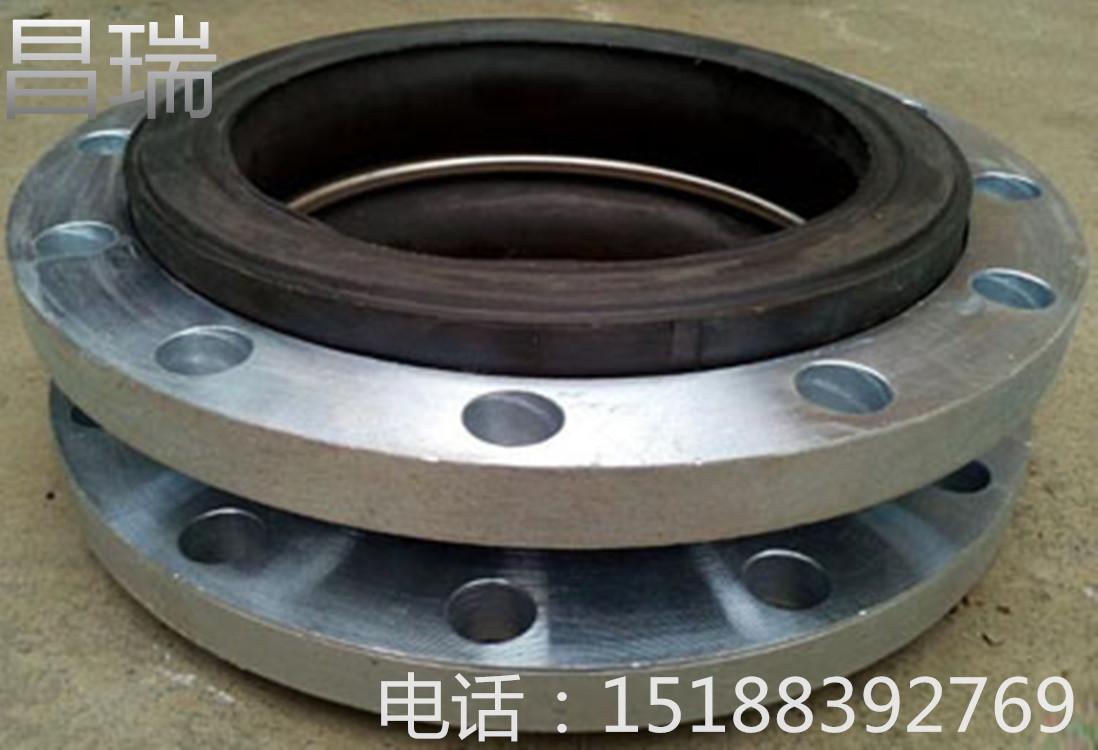 供应辽宁KXT/JGD型单球体/双球体可挠曲橡胶接头、耐负压橡胶接头图片