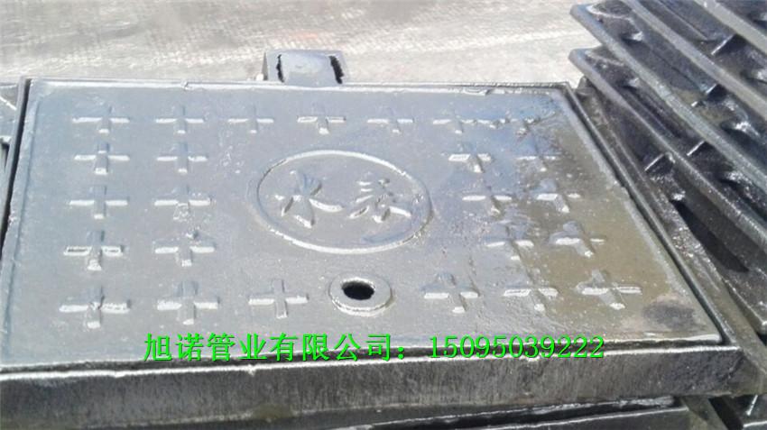 潞城DN900球墨铸铁井盖防沉降铸铁井盖
