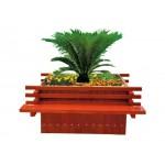 丹东户外木质花箱厂家多款可定做