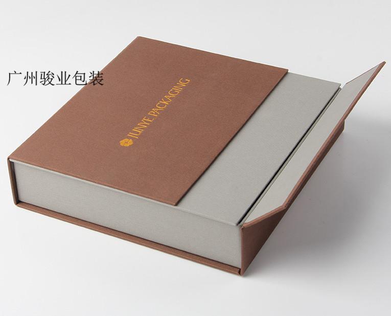 广州骏业包装茶叶盒子厂家订制服务