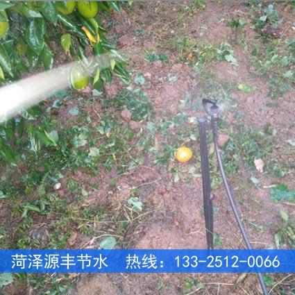 吕梁果树水肥药一体化喷灌施肥技术