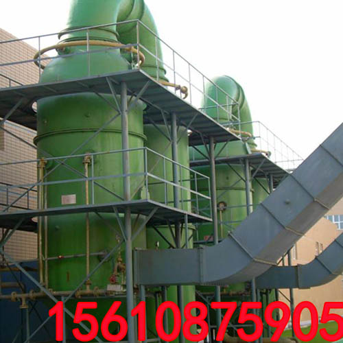马鞍山砖厂玻璃钢脱硫塔脱硫成本低
