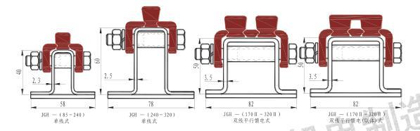 销量好的JGH系列铜导体拼装式复合刚体滑触线厂商JGH系列铜导体拼装式复合刚体滑触线代理