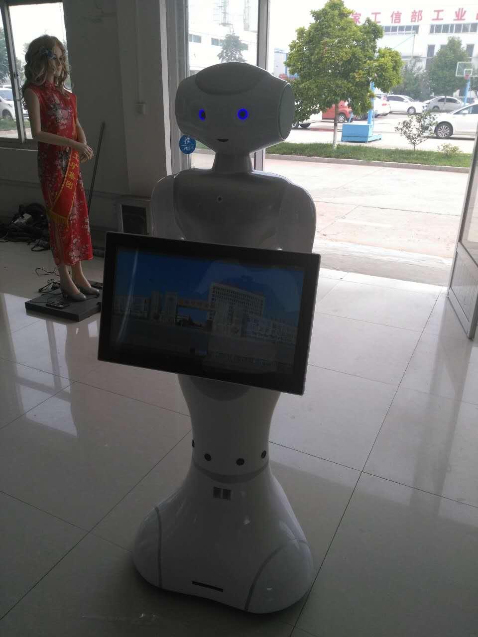 济宁生产供应营销机器人