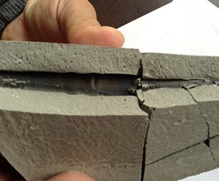 CCB高密封反应粘结型高分子湿铺防水卷材