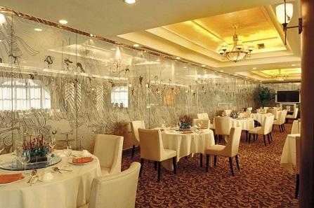 酒店装饰画设计定制与绢画工艺领略