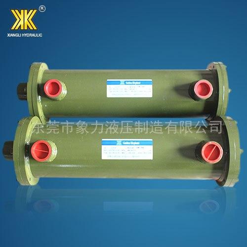 液压油冷却器专业供应商 定制厂家生产冷却器液压油散热器注塑机列管式冷却器液压油冷却器