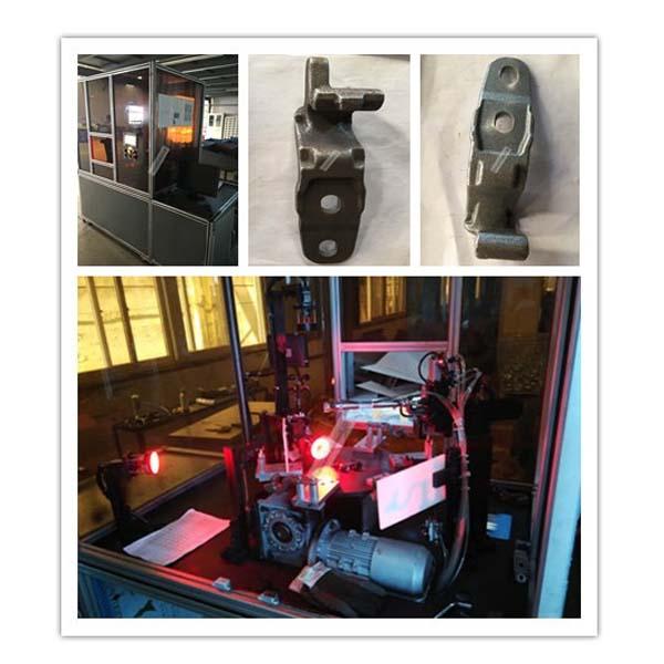 力泰科技智能视觉检测系统 棘爪激光缺陷检测设备