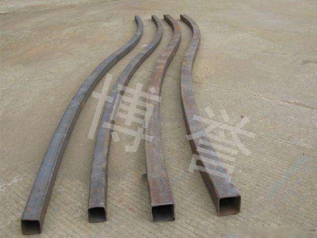 博誉金属结构专业供应方管方管弯圆加工
