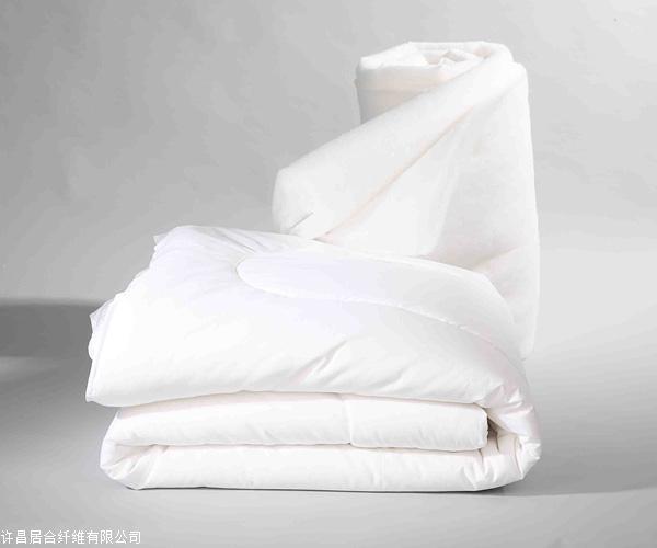 河南羽绒棉厂家、专业服装羽绒填充棉供应商-居合纤维